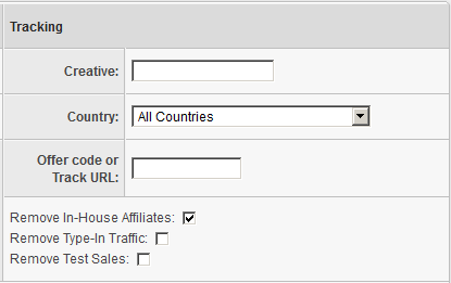 Removing an In-House Affiliate