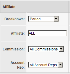 Affiliate Section
